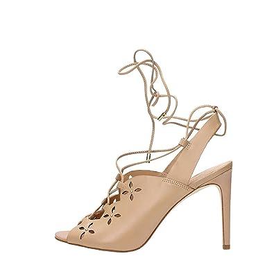 Michael Kors Thalia Dress Sandals Women's Heels Black Size 5.5 M