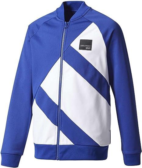 adidas Originals CE3147 Veste Enfant Bleu 1314: