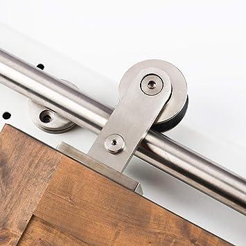 Kit de herramientas para puerta corredera de acero inoxidable ...