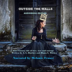 Outside the Walls Audiobook