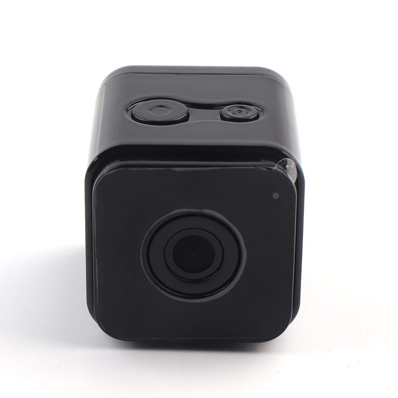 WOSOSYEYO Inteligente Mini HDQ13 WiFi de la cámara de la videocámara HD 1080P visión Nocturna por Infrarrojos Gran Angular acción de los Deportes de DV DVR ...