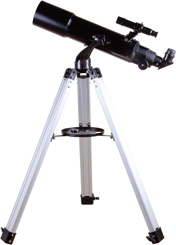 Levenhuk Skyline Base 80t Telescope Camera Photo