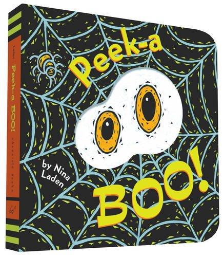 Peek-a Boo! (Boo Activity Halloween)