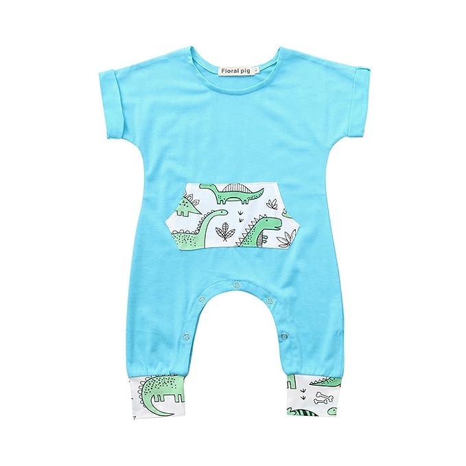 Amazon.com: Lurryly 2 piezas bebé niños niñas Dinosaurio ...