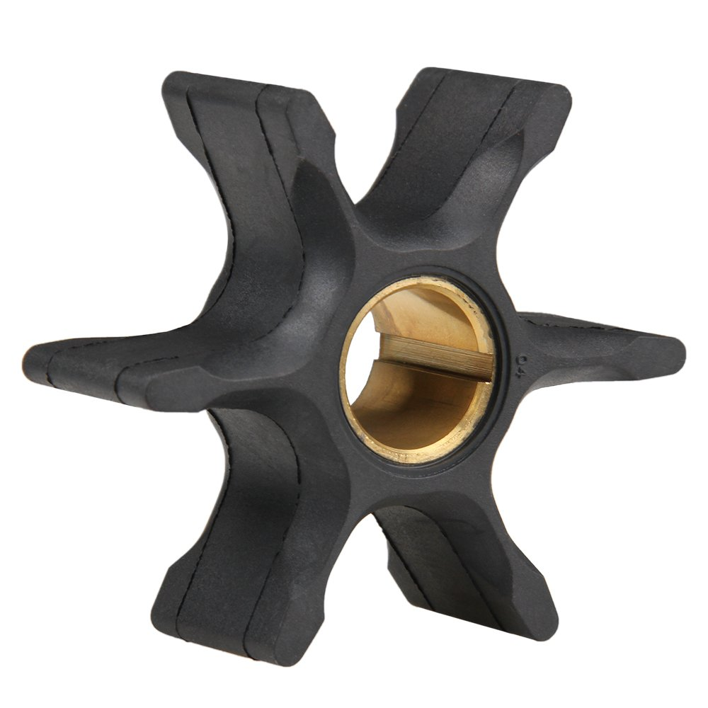 Water Pump Impeller for 85HP-175HP Johnson Evinrude 2 Stroke Outboard Motors 1973-1978 Compatible Part Number 3043 18-3043 389642