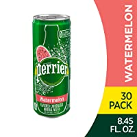 Deals on 30-Pack Perrier Sparkling Mineral Water Watermelon 8.45oz