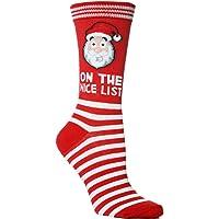 Funny Christmas Socks,Christmas Socks Unisex,Men's/Boys/Women/Girls Christmas Socks,1 Pair Socks Festive Breathable Stretchy for Christmas Party Women Men Winter