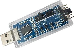 DSD TECH SH-U09C5 USB to TTL UART Converter Cable with FTDI Chip Support 5V 3.3V 2.5V 1.8V TTL