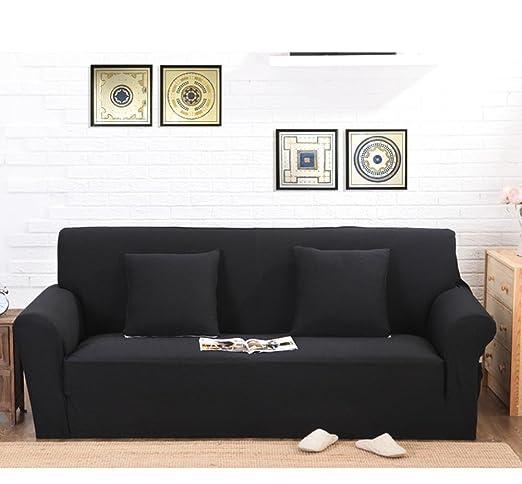 Funda de sofá Tramo Cubiertas deslizantes 1/2/3 plazas ...