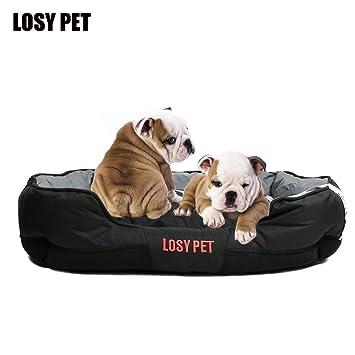 LOSY PET Cómodo Casa para Mascotas Cama para Perros Perrera ...