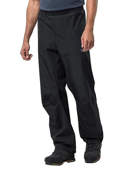 Jack Wolfskin Rainy Day Pants Black