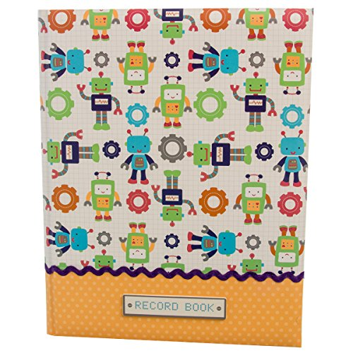 NoJo Baby Memory Book For First Five Years Record Book Album, Boy or Girl
