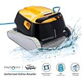 DOLPHIN Triton PS Plus Robotic Pool Cleaner with WiFi Connectivity Pool Cleaning, Ideal for Swimming Pools up to 50 Feet