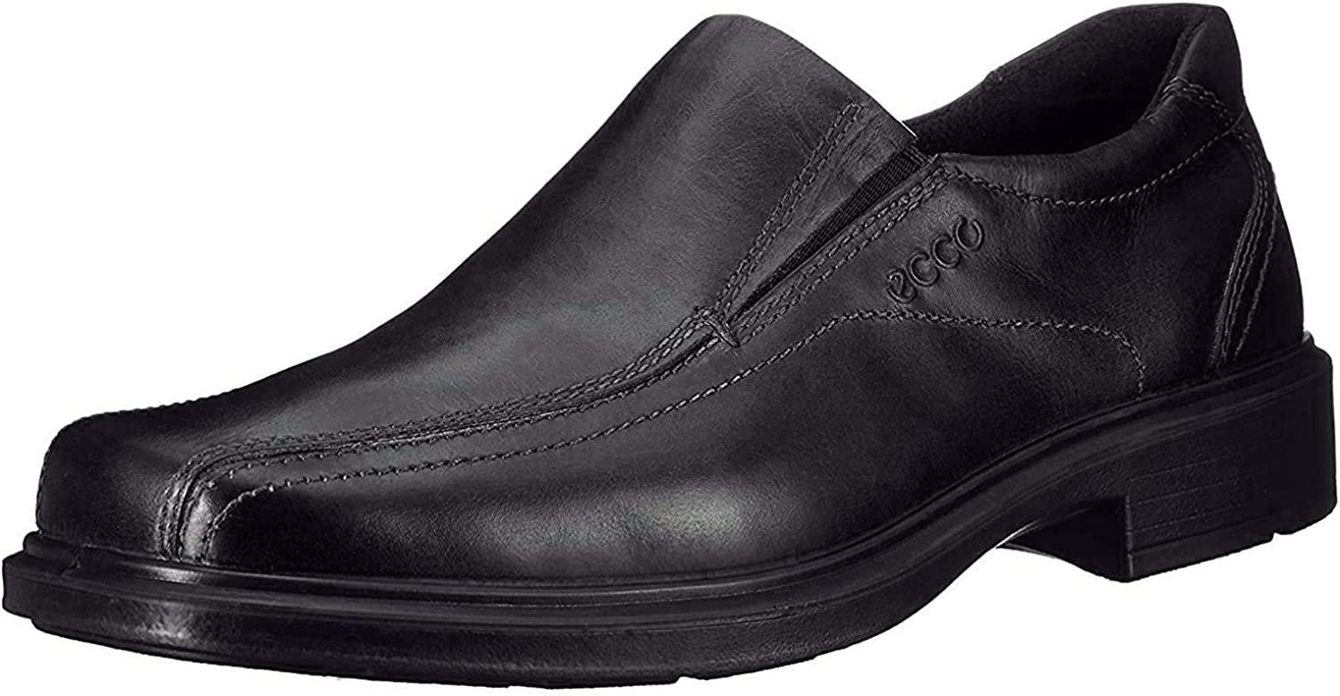 Amazon.com | Ecco Men's Helsinki Slip-On | Loafers & Slip-Ons