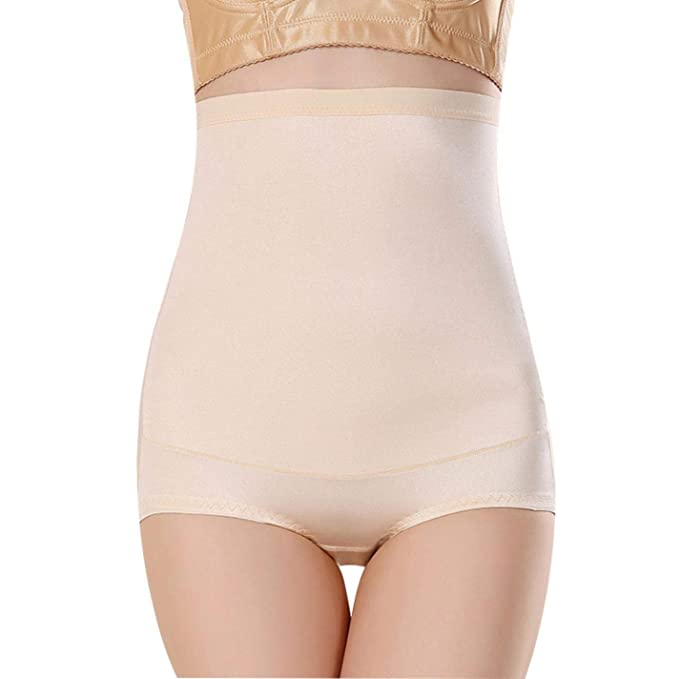 e172275e48f8 Image Unavailable. Image not available for. Color: Postpartum Belly Band Body  Sculpting Lace High Waist Underwear Pregnant