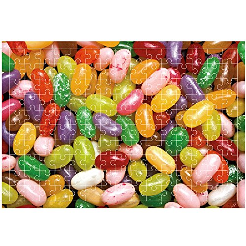 Mini Jigsaw Puzzle 150 Pieces for Kids and Adult (Teamwork Puzzle Piece)