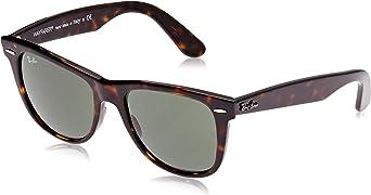 TALLA 54 mm. Ray-Ban Original Wayfarer Gafas de sol Unisex Adulto