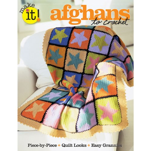 Afghans to Crochet Crochet Granny Afghan