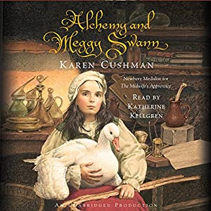 Alchemy and Meggy Swann Audiobook