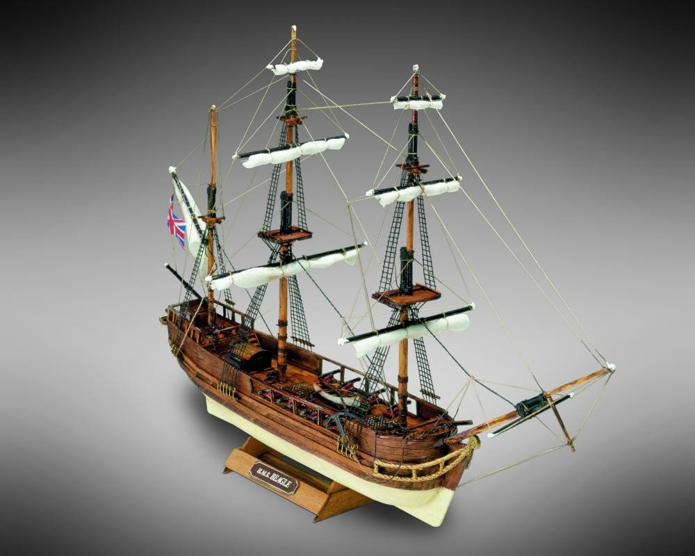 Amazon.com: Mini Mamoli – modello Kit BarÇa Hms Beagle Serie ...