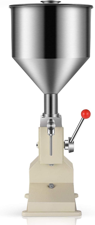 ETE ETMATE 5-50ml Manual Filling Machine A03 Bottler Filler