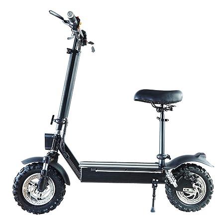 Y&XF Scooters eléctricos Plegables Batería de Litio de 48V ...