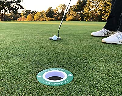 Players 3-Ring Putt Trainer