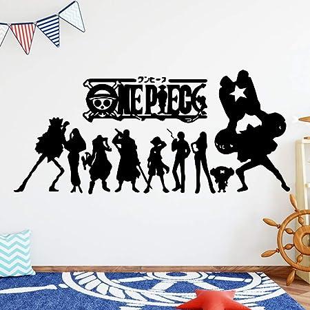 jiuyaomai Cartel Mural Pirata para Habitaciones de bebé Arte ...