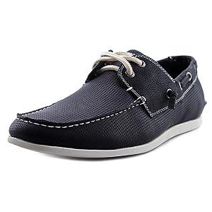 Madden Men Game On Men US 7 Black Boat Shoe