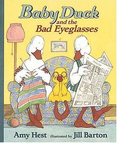 Baby Duck and the Bad - Barton Eyeglasses