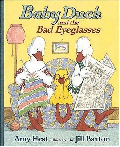 Baby Duck and the Bad - Barton Eyeglasses