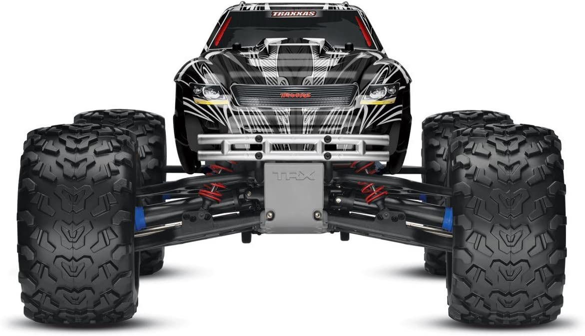 Traxxas T-Maxx 3.3: 1/10 Scale Nitro-Powered 4WD Monster Truck