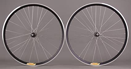 eeccb191c50 Image Unavailable. Image not available for. Color: Velocity Deep V Black Shimano  Ultegra 6800 Hubs 9 10 11s 36h Road Bike Wheelset