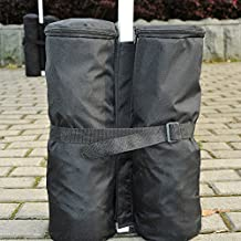 Outsunny Anchor Sandbags Set of 4 for Tent Pop Up Party Gazebo Tent