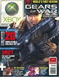 The Official X-Box Magazine, January 2007 Issue