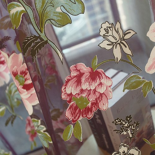 Floral Drape - 1
