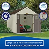 Suncast 8' x 10' Tremont Storage Shed - Outdoor