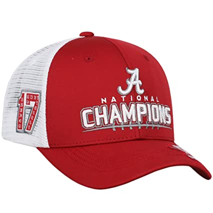 Image Unavailable. Image not available for. Color  Alabama Crimson Tide Top  of the World College Football Playoff 2017 National Champions ... 9963ce9a2