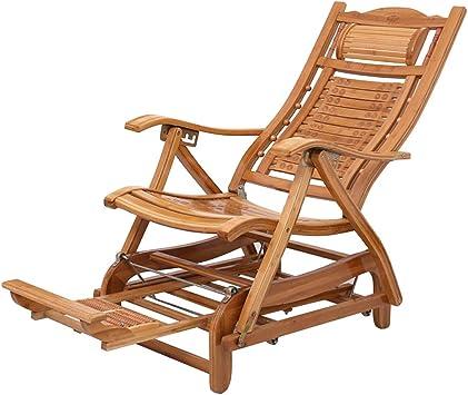 Sonnenliege Holz Wasserdichte Outdoor Garten Dampfgarer Stuhl
