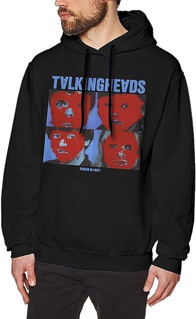 Talking Heads Remain In Light Hoodie