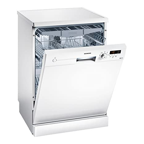 Siemens iQ100 SN215W01FE lavavajilla Independiente 14 cubiertos A ...
