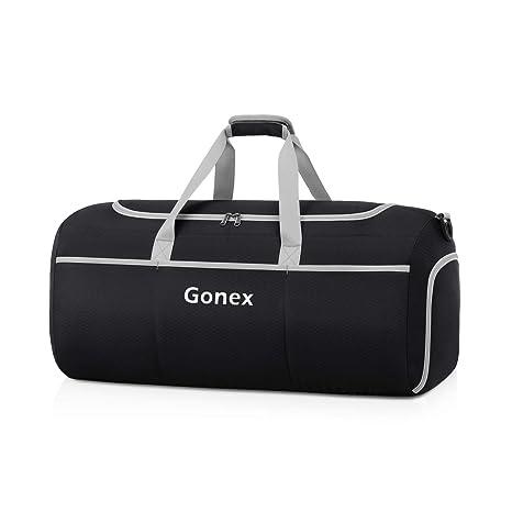 6a40c39a3cd3 Amazon.com  Gonex Packable Travel Duffle 50L 70L 90L