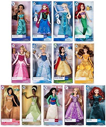 2017 Disney Princess 12