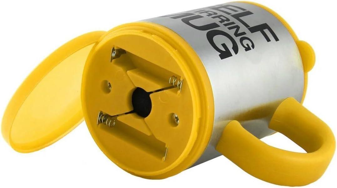 Tasse /à m/élanger automatique en acier inoxydable Tasse /à caf/é /à brassage automatique