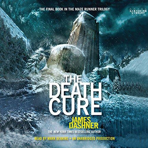 The Death Cure: Maze Runner, Book 3 (Maze Runner Audio)