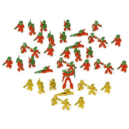2 opinioni per Giochi Preziosi- Atomicron Mega Esercito Dell'Idrogeno, Composto da 39 Micro