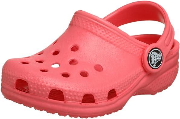 10//11 Crocs Kid/'s Classic Crocs Navy Size UK Infant 4//5