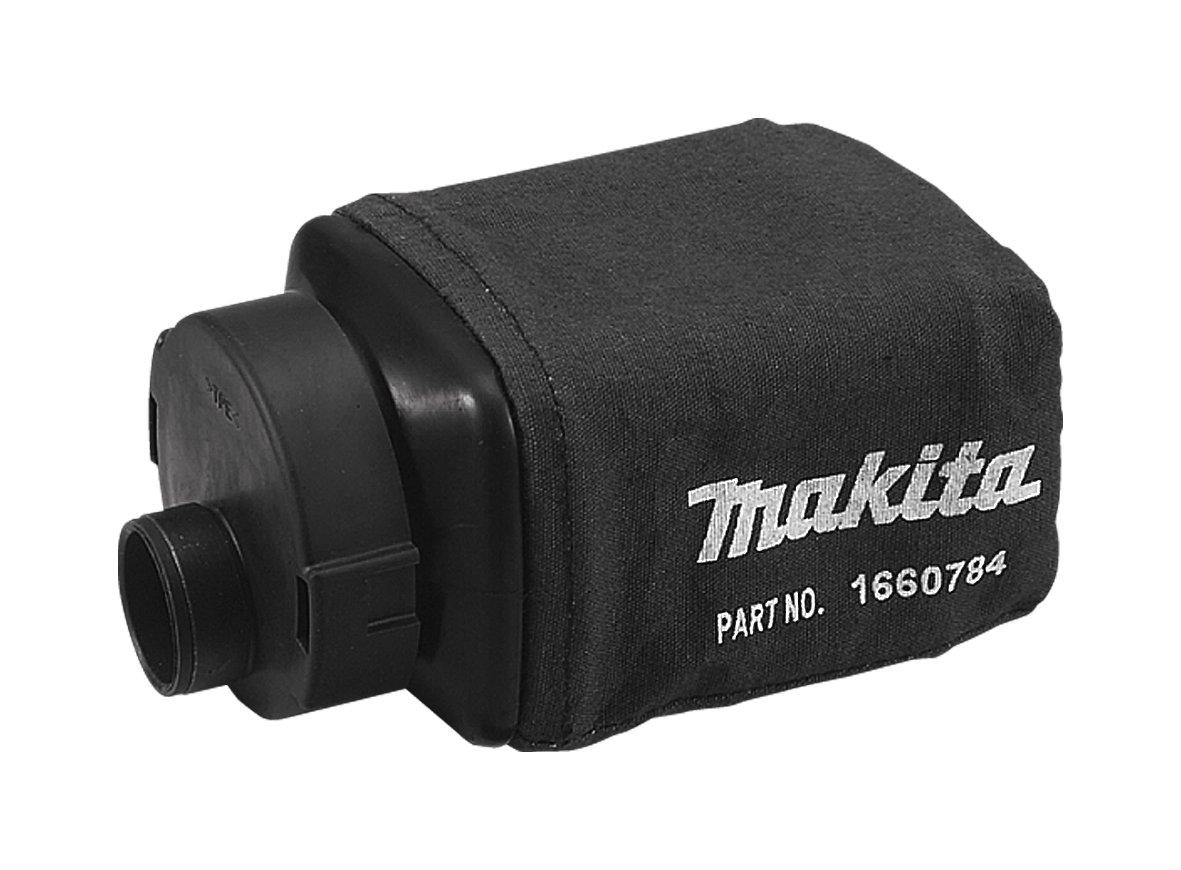 Makita 135222-4 - Bolsa de tela + adaptador