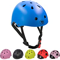 Deals on Lanova Toddler Helmet CPSC Certified Kids Bike Helmet