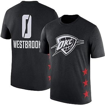 KSITH Camiseta NBA All-Star para Hombre Oklahoma City Thunder ...